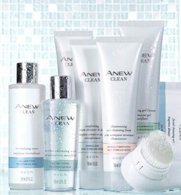 Anew cleansing line