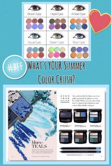 color crush 17 teal