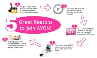 Avon recruiting 3