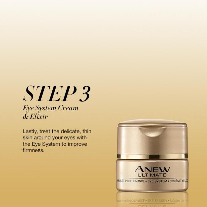 anew ultimate system eye