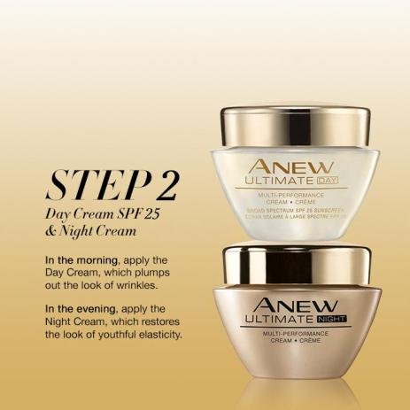 Anew Ultimate system moisturize