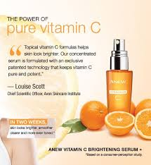 Anew Vitamin C serum