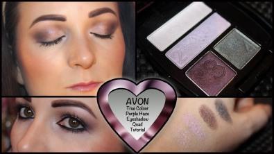 avon eyeshadow look