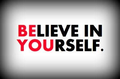 believein yourself