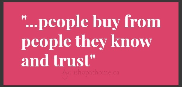 from who they trust