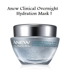 anew clinical overnight hydtration mask