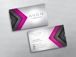 avon business card1