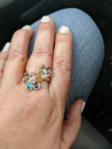 avon mothers ring