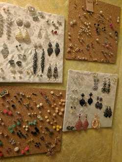 earring display