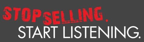 listening in sales
