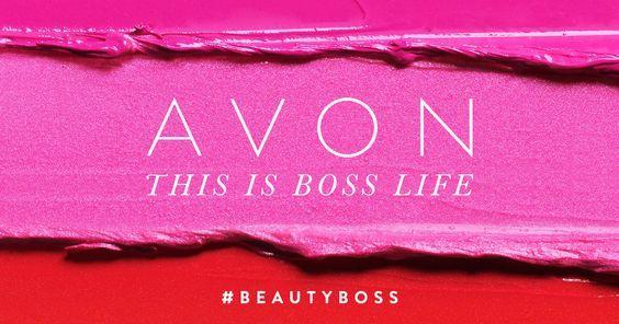 avon beauty boss